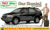 Lexus RX300 For Rent....Cars Rental in Cambodia