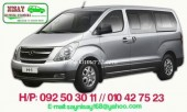 2013 Mini Van HYUNDAI Grand STAREX FOR RENT
